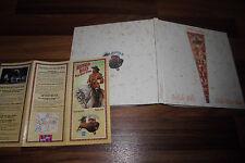 Disneyland -- BUFFALO BILL`s WILDWEST SHOW // Programmbuch mit Beilagen 1995