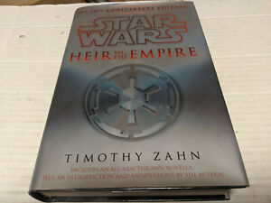 Heir to the Empire by Timothy Zahn (2011, Hardcover, Anniv.) SIGNED 1st/1st