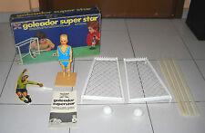 GOLEADOR SUPER STAR Harbert anni 70/80 Superstar calcio Derby giragol Rigori