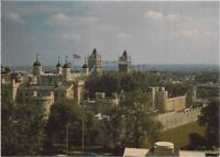 Tower of London Post Card And Tower Bridge.