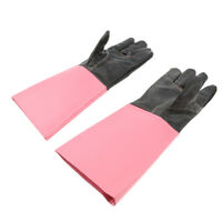 Leather Safety Work Protective Gloves Welding
