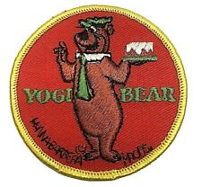"Vintage Yogi Bear Character Patch 3""  Mint Free S&H"