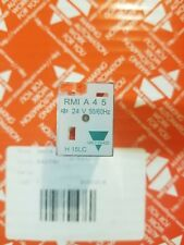CARLO GAVAZZI RP1A0040 RELAY SOCKET RMI A 4 5  24V 50/60Hz