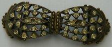 Petites boucles de ceinture début 1900