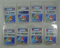 8 Unopened Propack Packages of VMC Fish Hooks Fishing Variety Lot
