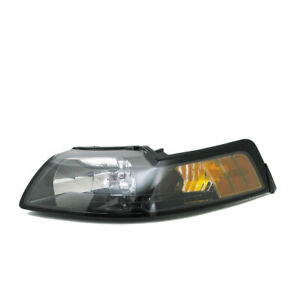 Headlight Assembly-NSF Certified Left TYC 20-5696-91-1 fits 01-04 Ford Mustang