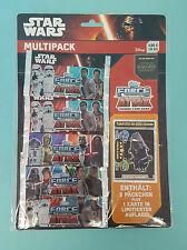 Star Wars Force Attax Erwachen der Macht Multipack inkl. 5 Booster Neu & OVP