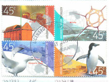 Birds Australian State & Territory Stamps