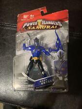 Bandai Power Rangers Samurai Mega Ranger Water Action Figure MIP