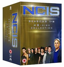The Complete NCIS TV Series Box Set Collection Season 1+2+3+4+5+6+7+8 UK R2 DVD