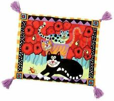 PETMATE FATCAT ZOOM AROUND THE ROOM CATNIP BOOGIE MAT COLORS VARY. USA