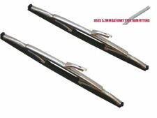 Alfa Romeo Giulietta Berlina 1960-1962 A Pair Of Stainless Steel Wiper Blades