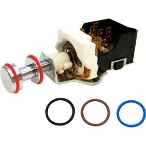 GM Classic Billet Headlight Switch with 4 Color O-Rings hot rods muscle