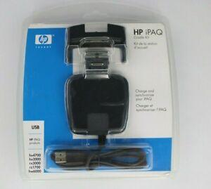 HP Ipaq Cradle Kit USB Docking Station hx4700, hx2000, rx3000, rz1700, hw6000