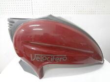 Carena codone carrozzeria fairing codon ITALJET VELOCIFERO 50 rosso usato red