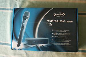 Microphone sans fil Prodipe - NEUF