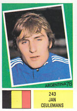 FKS Argentina 78 - 1978 World Cup - Jan Ceulemans - Belgium - # 243