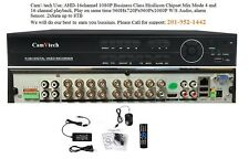 Camvtech Usa AHD 16 Channel 1080P Business Class Hisilicon Chipset Mix mode v...