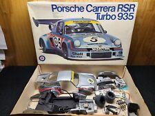 Entex Porsche Carrera RSR Turbo 935 1/8 Scale Model Plastic Built Parts Restore