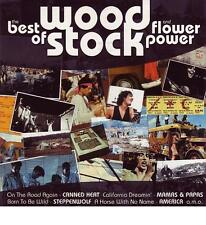The Best Of Woodstock And Flower Power -  Eurotrend ‎– CD 152.668