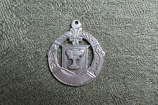 Irish Silver Sports Medal / Fob  - 1930 - Irish / Ireland