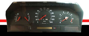 Volvo 850 Odometer Repair