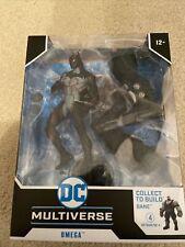 DC Multiverse Omega w Collect-to-Build Bane Legs McFarlane 2021 Batman NEW! 2021