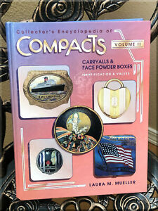 COLLECTOR'S ENCYCLOPEDIA OF COMPACTS, CARRYALLS and POWDER BOXES Vol. 2 -1997
