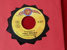 CURTIS MAYFIELD~ SUPERFLY~ LOVE TO KEEP YOU IN MY MIND~ CURTOM ~ SOUL 45