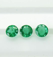 Brazil Round Loose Emeralds