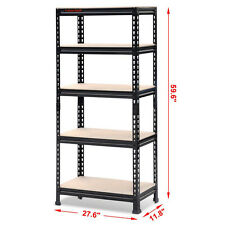 heavy duty storage shelves. New ListingHeavy Duty Storage Shelves 5 Level Adjustable Garage Steel Shelfs Metal Rack Heavy
