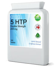 SYNVIT® Double strength 5-HTP 200mg - 180 Tablets - No-Quibble Guarantee!