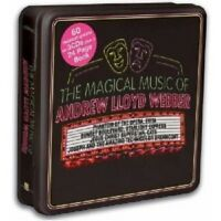 MUSIC OF ANDREW LLOYD WEBBER (LIM.METALBOX ED.) 3 CD NEU
