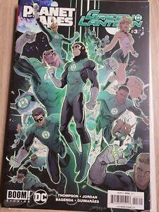 Planet of the Apes/Green Lantern #3 VF 2017 Boom Studios/DC Comic