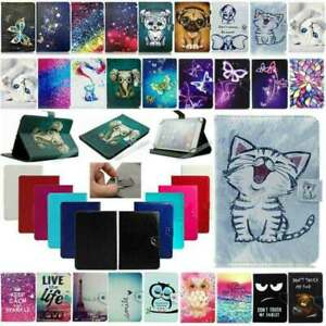 US For Amazon Kindle Fire HD 7 inch Tablet Universal Printing Leather Case Cover