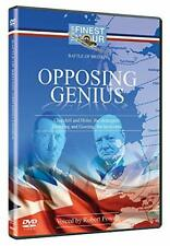 Their Finest Hour: Opposing Genius [DVD].