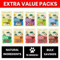 Good Boy Dog Treats, Chicken, Duck, Venison, Beef, Extra Value Packs