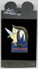 "TINKER BELL TOUR GUIDE IN TRAINING ""D"" PIN TINKERBELL"
