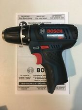 "New Bosch PS31 12V 2 Speed Max 3/8"" Drill Driver Cordless Li-Ion ps31b"