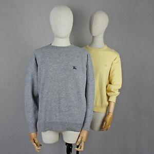 Burberrys Sweater Jumper Wool Angora Size M