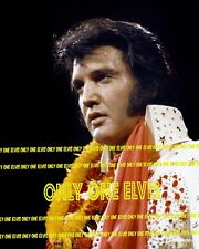 1973 ELVIS PRESLEY on Television LARGE 16x20 Photo ALOHA From HAWAII #4