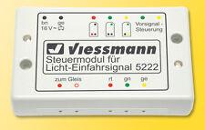 VIESSMANN 5222 Steuermodul für Licht-Einfahrsignal - NEU