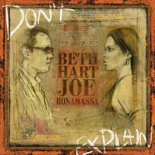 Beth dur & Joe Bonamassa - Don't expliquer (1LP Vinyle) 2011 Provogue