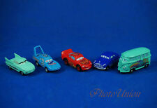 Disney Cars Fillmore Doc Hudson Lightning McQueen King Flo Cake Topper Figure x5