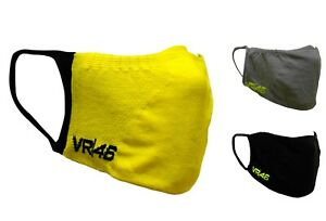 VR46 Rossi 46 Social Distancing Adult Breathable Face Mask