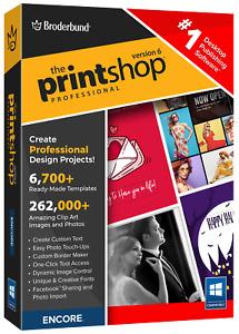 The Print Shop 6 Professional - Digital Download