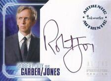 2007 INKWORKS ALIENS VS PREDATOR REQUIEM AUTOGRAPH CARD #A9 ROBERT JOY as GARBER