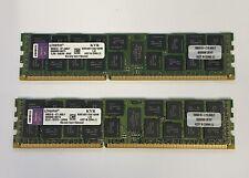 KVR16R11D4/16HM Kingston 16GB DDR3 PC3-12800 1600Mhz 2Rx4 Server Memory