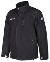 Klim Mens Black Klimate Snowmobile Parka Jacket Insulated Snow 2019