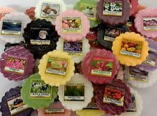 Yankee Candle Wax Melts Variety Huge Choice of Tarts Free P&P on 10 + Tarts